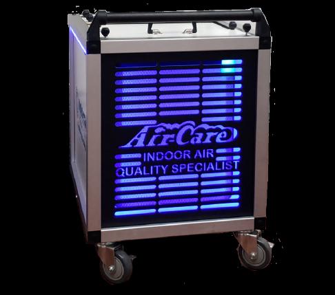 air scrubber of the Bio Room In-Corridor Anteroom or Abatement Door
