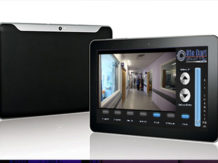 Android tablet for the Bio Room In-Corridor Anteroom or Abatement Door